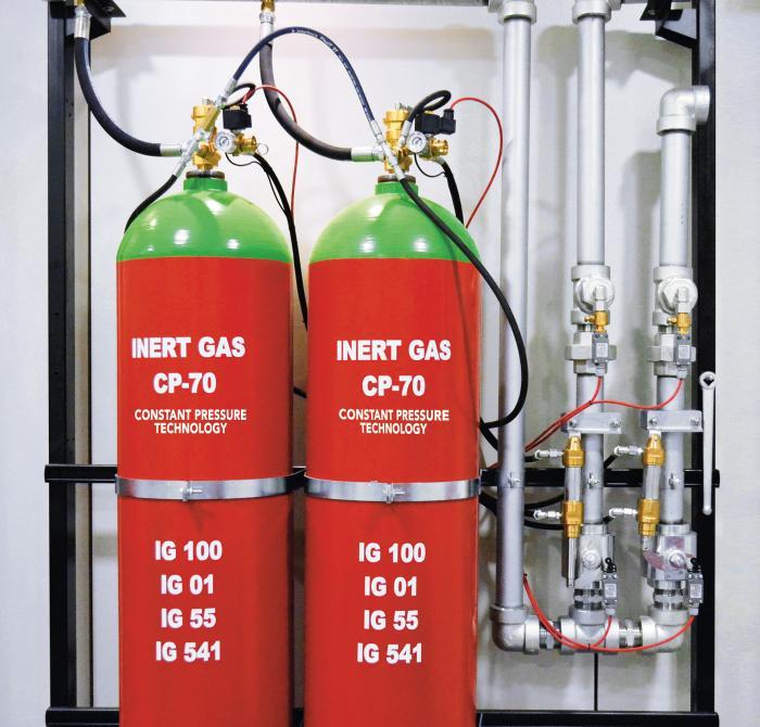 Inert Gas Systems Bettati Antincendio